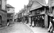 St Columb, Fore Street 1906