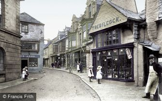 St Columb Major, Fore Street 1906