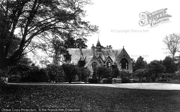 Photo of St Columb Major, The Rectory 1922