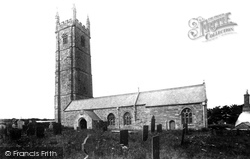 The Church 1904, St Columb Minor