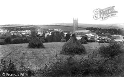 The Village 1904, St Columb Minor
