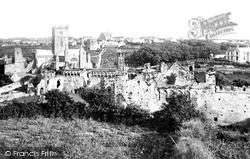 1890, St Davids