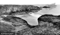 Caerfai Bay c.1960, St Davids