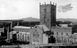 Cathedral 1936, St Davids