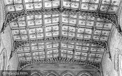 Cathedral, Roof Of Presbytery c.1960, St Davids