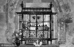 Cathedral, The Casket, Holy Trinity Chapel c.1960, St Davids
