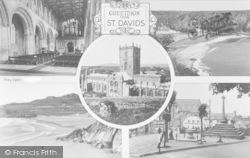 Composite c.1955, St Davids