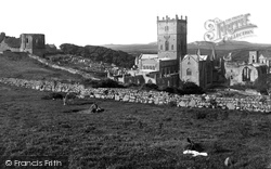 From South West  1890, St Davids