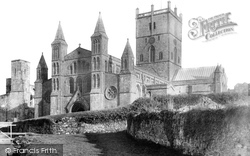 The Cathedral 1936, St Davids