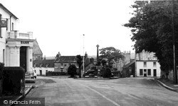 The Cross Square 1958, St Davids