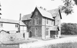 The Priory, Penrhiw c.1960, St Davids