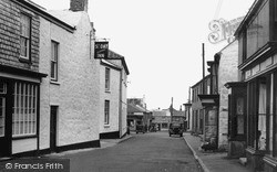 St Day, Fore Street c.1955
