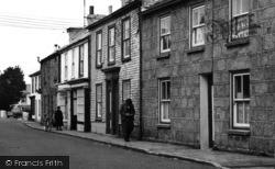 St Day, Scorrier Street c.1955