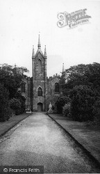 St Day, The Church c.1955