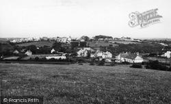 St Day, The Village c.1955