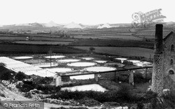 St Dennis, China Clay Works c.1960