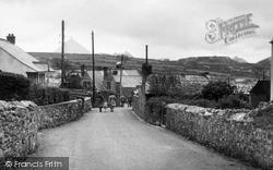 St Dennis, Church Road c.1960