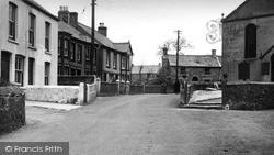 St Dennis, Fore Street c.1960