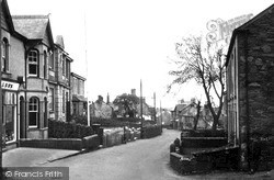 St Dennis, Fore Street Showing Institute c.1960