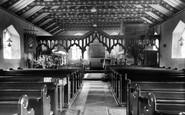St Dennis, St Denys Parish Church c1960