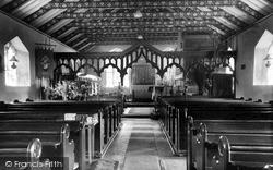 St Dennis, St Denys Parish Church c.1960