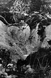 St Dennis, The China Clay Mines c.1960