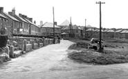 St Dennis, The Prazet and Robarts Road c1960