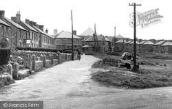 St Dennis, The Prazet And Robarts Road c.1960