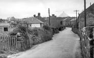 St Dennis, Trevalour Road c1960