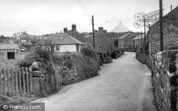St Dennis, Trevalour Road c.1960