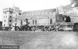 St Donats, Atlantic College c.1960, St Donat's
