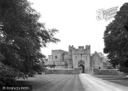 St Donats, Castle 1937, St Donat's