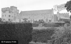 St Donats, Castle 1953, St Donat's