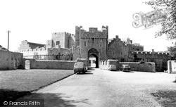 St Donats, The Castle c.1965, St Donat's
