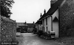 St Ewe, The Crown c.1965