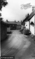 St Ewe, Village c.1965