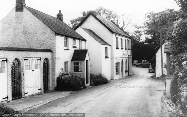 Photo of St Ewe, Village c1965, ref. s458009