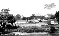 St Fagans, The Castle And Village 1893