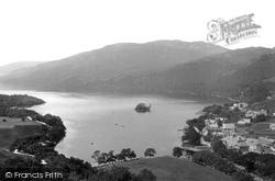 St Fillans, Loch Earn 1899