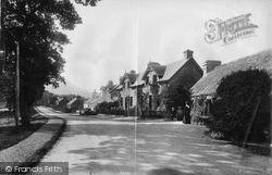 St Fillans, The Village 1904