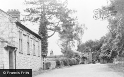St George, Lodge Gates, Clarendon School c.1955