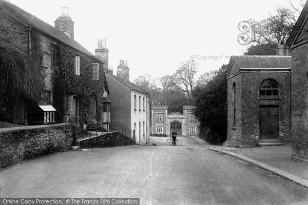 Photo of St Germans, Church Street 1907
