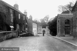 St Germans, Church Street 1907
