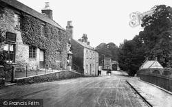 St Germans, Church Street 1920