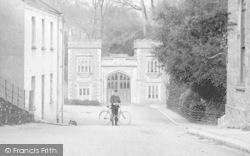 St Germans, Church Street, Port Eliot Gatehouse 1907