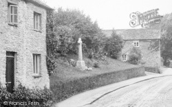 St Germans, Church Street, War Memorial 1920