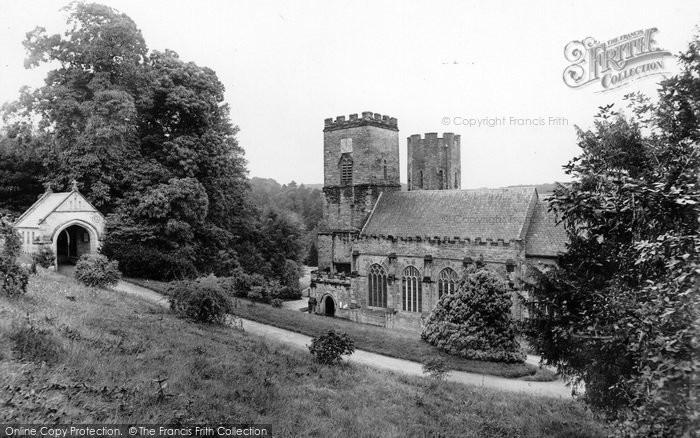 Photo of St Germans, Parish Church 1920