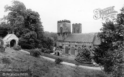 St Germans, Parish Church 1920