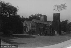 St Germans, Parish Church Of St Germans 1890