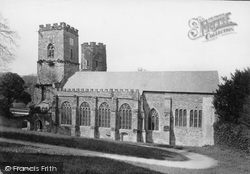 St Germans, Parish Church Of St Germans 1890